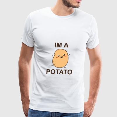 Im a Potato T-Shirt - Men's Premium T-Shirt