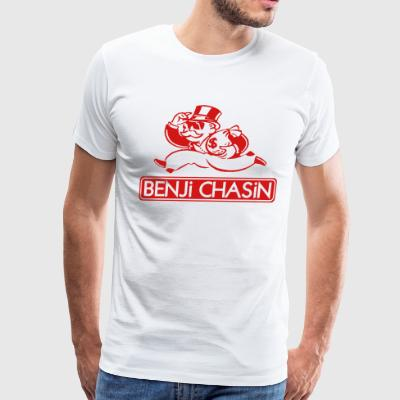 Benji Chasin - Men's Premium T-Shirt