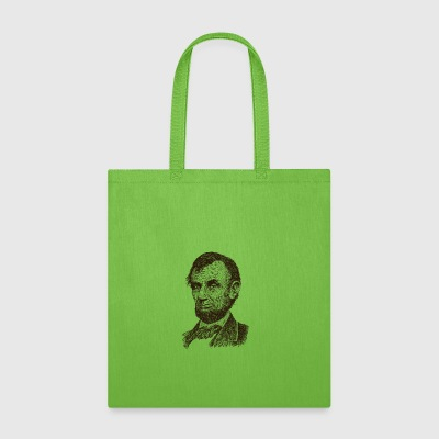 Abraham Lincoln Bags & backpacks - Tote Bag