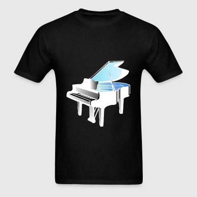 Grand Piano - Men's T-Shirt