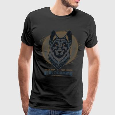 guardians of the night - Men's Premium T-Shirt