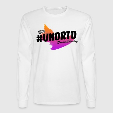 Underrated Long Sleeve Tee - Men's Long Sleeve T-Shirt