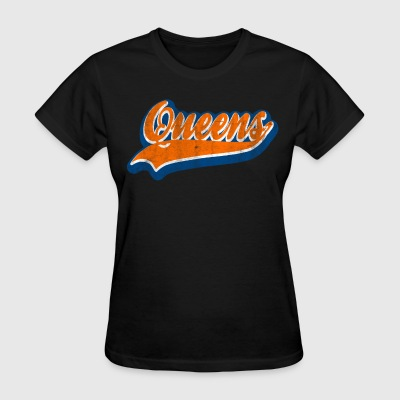 Rep Queens NY - Women's T-Shirt