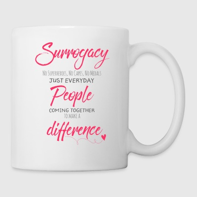 Surrogacy Makes a Difference Mug - Coffee/Tea Mug
