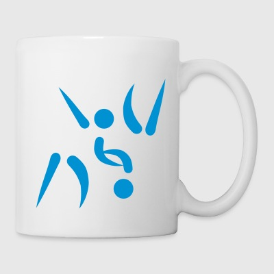 Judo Mugs & Drinkware - Coffee/Tea Mug