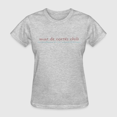 Mar de Cortés Tee Women's Heather - Women's T-Shirt
