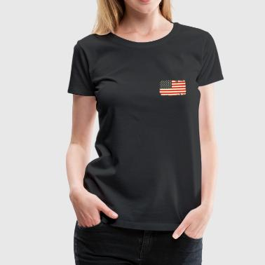 Try stepping on this one - Women's Premium T-Shirt