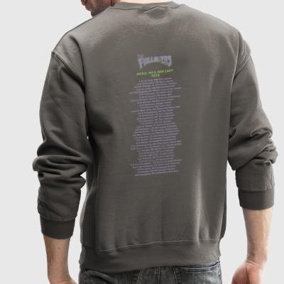 The Followers Sweatshirt (w/back) - Crewneck Sweatshirt