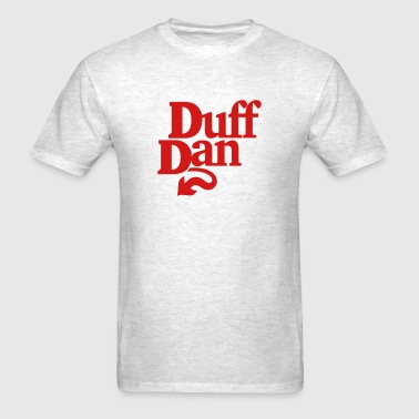 Duffdevil Logo  - Men's T-Shirt