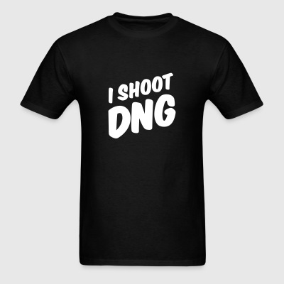 I shoot DNG - Mediarena.com - Men's T-Shirt