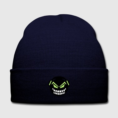 DVS Gaming blue - Knit Cap with Cuff Print