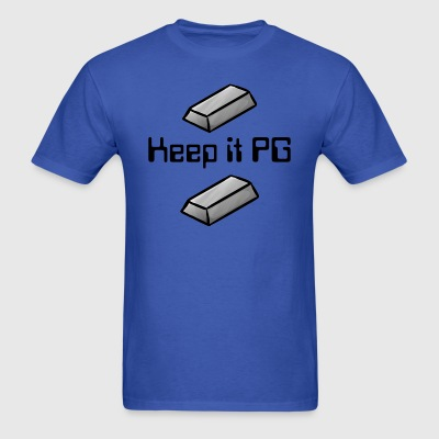 Keep it PG Mens T-Shirt - Men's T-Shirt