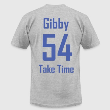 Gibby - Men's T-Shirt by American Apparel