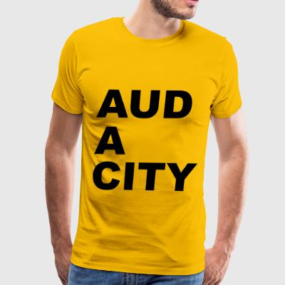 Audacity - Men's Premium T-Shirt