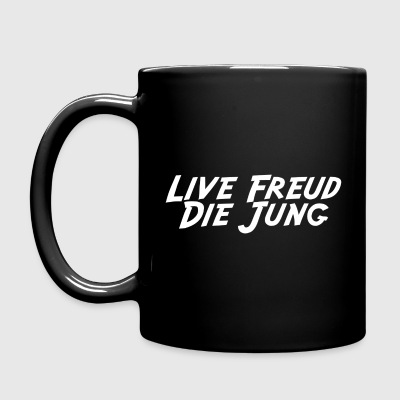Live Freud Coffee Mug - Full Color Mug
