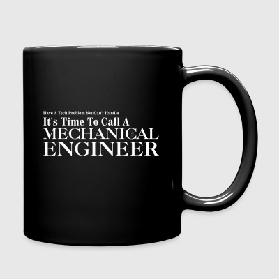 Mechanical Engineer Problem Solver Full Color Mug - Full Color Mug