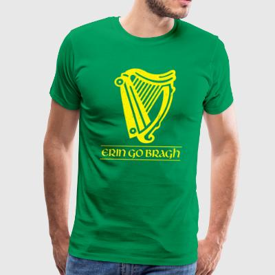 Ireland - Erin Go Bragh - Men's Premium T-Shirt