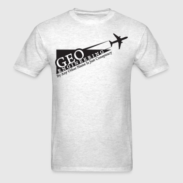 Geo-Engineering - Men's T-Shirt