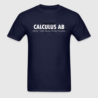 CALCULUS AB SHIRT - Men's T-Shirt