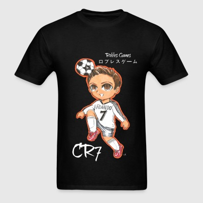 CR7 Cristiano Ronaldo Robles Games (Mens) T-Shirt - Men's T-Shirt