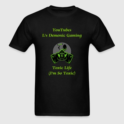 Toxic Life Shirt - Men's T-Shirt