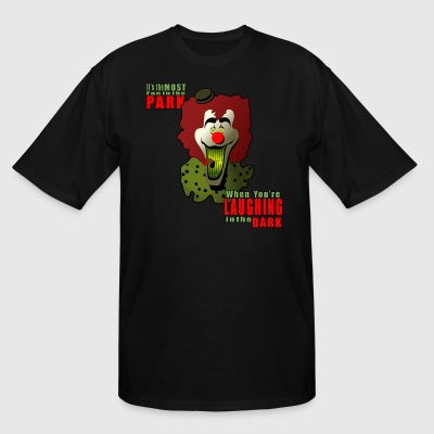 Laughing in the Dark - Men's Tall T-Shirt