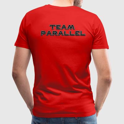 Team Parallel T - Men's Premium T-Shirt
