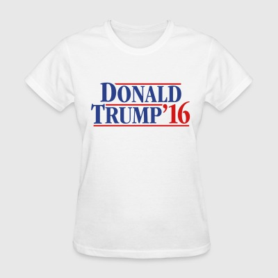 Donald Trump '16 - Women's T-Shirt