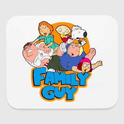 Family Guy Characters - Mouse pad Horizontal