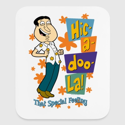 Family Guy That Special Feeling - Mouse pad Vertical