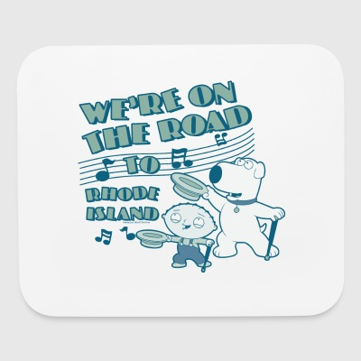 Family Guy We're on the road - Mouse pad Horizontal