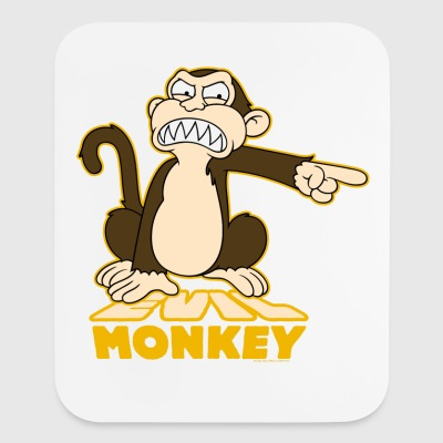 Family Guy Evil Monkey - Mouse pad Vertical