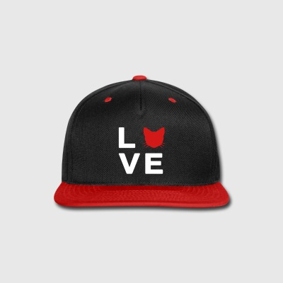 Cat Lover Sportswear - Snap-back Baseball Cap