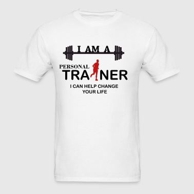 Personal Training Changes Lives - Men's T-Shirt