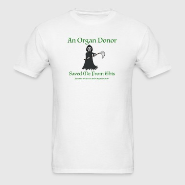 Organ Donation T-Shirt - Men's T-Shirt