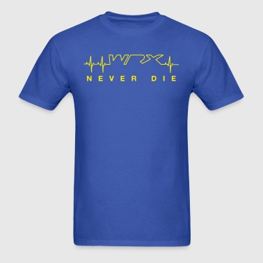 WRX Never Die - Men's T-Shirt