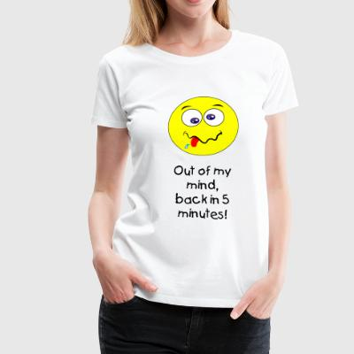 Out of my mind tshirt - Women's Premium T-Shirt