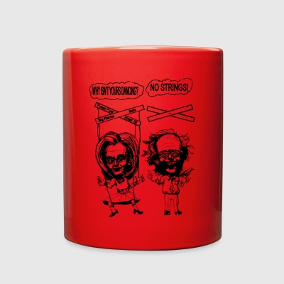 Democratic Primary Satire Mugs & Drinkware - Full Color Mug