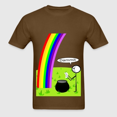 Pot of Gold IOU - Men's T-Shirt