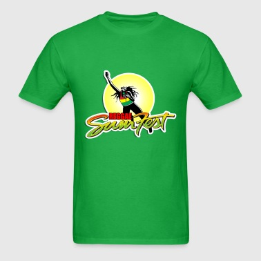 Reggae Sum Fest - Men's T-Shirt