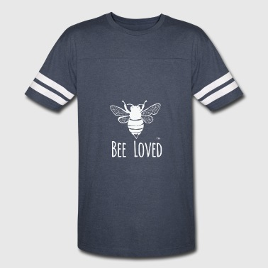 Save the Bees! Bee Loved T Shirt - Vintage Sport T-Shirt