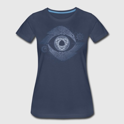 ODIN'S EYE - Women's Premium T-Shirt