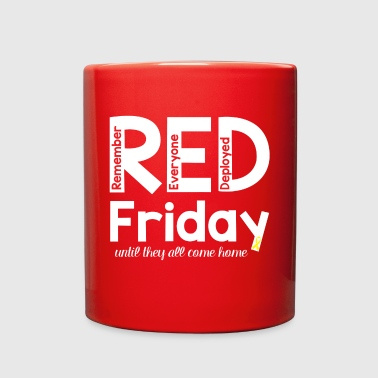 RED Friday Coffee Mug - Full Color Mug
