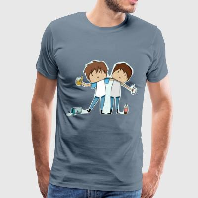 Twits Play - Men's Premium T-Shirt
