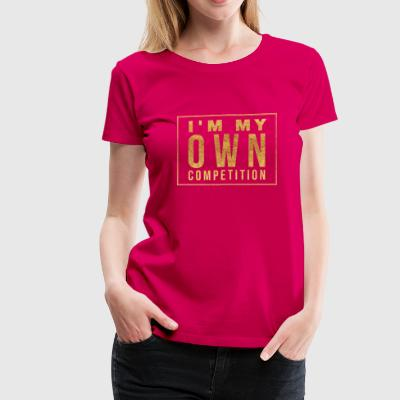 boss moves - Women's Premium T-Shirt