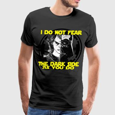 The Dark Side  - Men's Premium T-Shirt