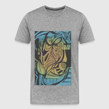 Illusions - Men's Premium T-Shirt