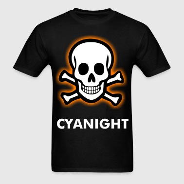 CYANIGHT™ Men's T-Shirt - Men's T-Shirt