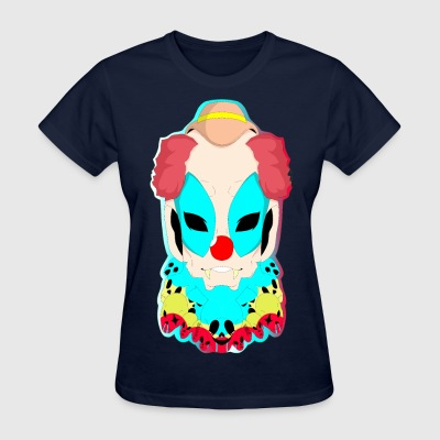Twisted Vibe (The Fear Clinging Clown) - Women's T-Shirt