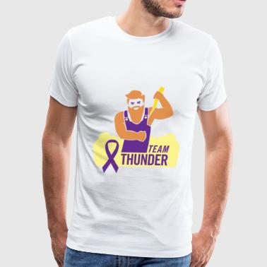 Team Thunder - Men's Premium T-Shirt